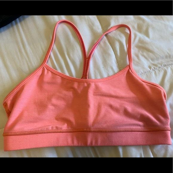 Size 8 Flow Y bra.